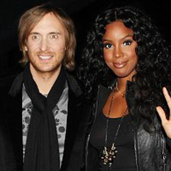 David Guetta predicts a crazy year for Kelly Rowland