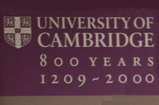 University of Cambridge is considering selling bonds
