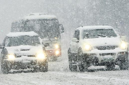 Drivers warned to take extra care as temperatures plummet