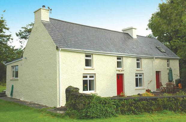 TEMPTING: On the market with Henry O'Leary Auctioneers, this four-bedroom renovated farmhouse at Mallow, Enniskeane, west Cork, has a guide price of €265,000