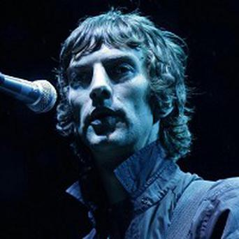 Richard Ashcroft got a pet turkey for his vegetarian son