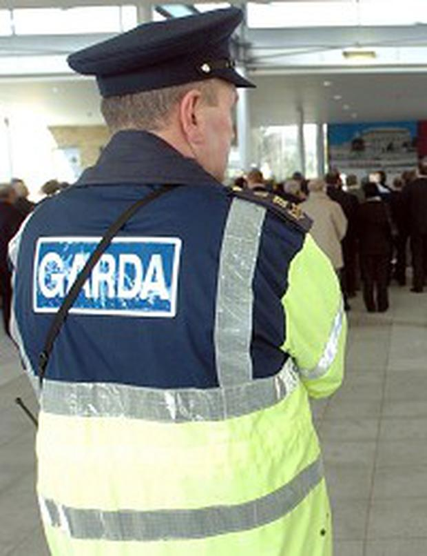 Garda quiz Eastern European man over plastic explosives find