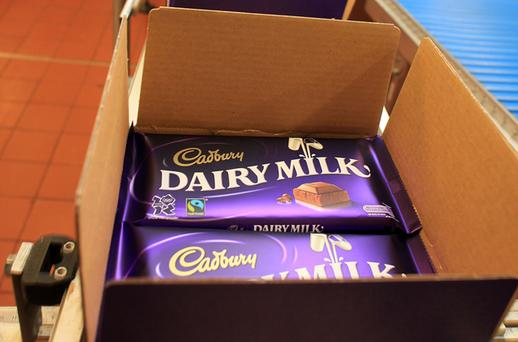 Kraft's takeover bid for Cadbury was thrown into doubt. Photo: Getty Images