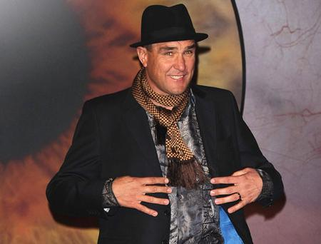 Vinnie Jones could quit 'Celebrity Big Brother'. Photo Getty Images