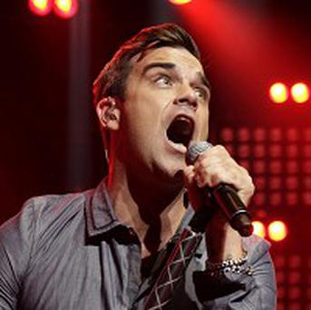Robbie Williams is apparently planning to get married around Valentine's Day