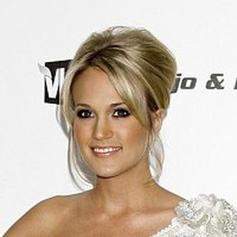 Songstress Carrie Underwood is making her acting debut