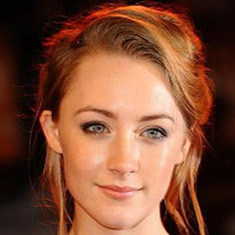 Saoirse Ronan has signed up to star in the film Hanna