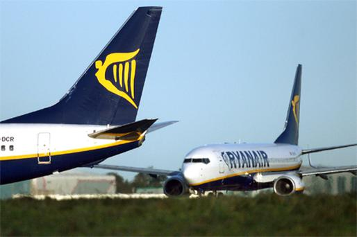 Ryanair has decided against buying 200 Boeing planes. Photo: Bloomberg News