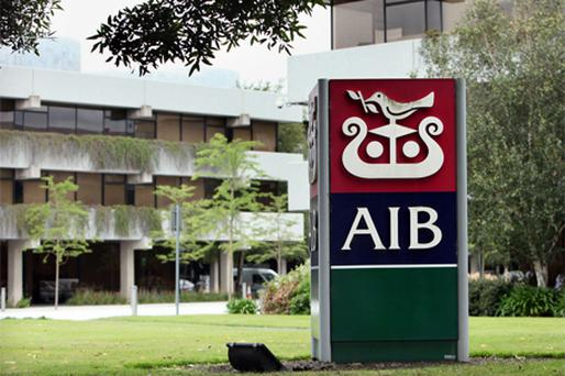 Pension plan deficit: AIB. Photo: Bloomberg News