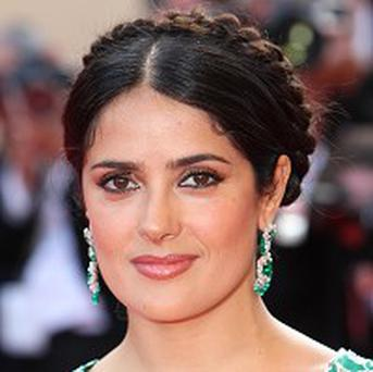 Salma Hayek might join the cast of Faster