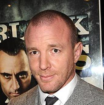 Guy Ritchie has launched his own record label
