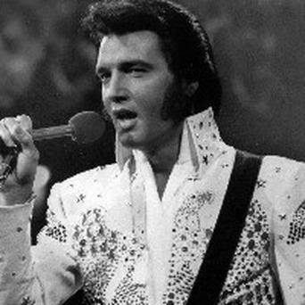 Footage showing Elvis and Priscilla Presley bringing home their baby is being auctioned