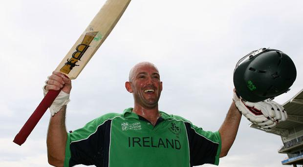 Jeremy Bray is to retire from Ireland duty. Photo: Getty Images