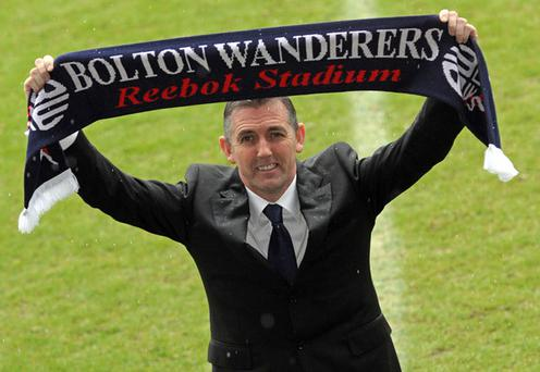 Owen Coyle insist salary no motive for moving Photo: Getty Images