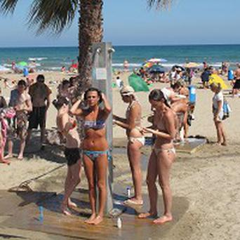 Goa has banned bikini adverts to promote the resort as a family holiday destination