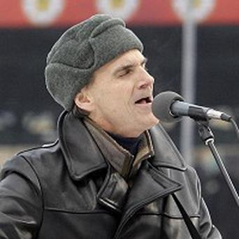 James Taylor is to tour with Carole King