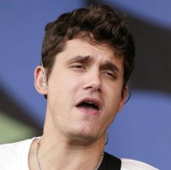 John Mayer made a joke about getting someone pregnant