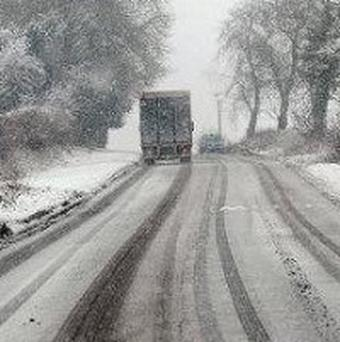 Southern Ireland faces flooding problems as big freeze begins to melt