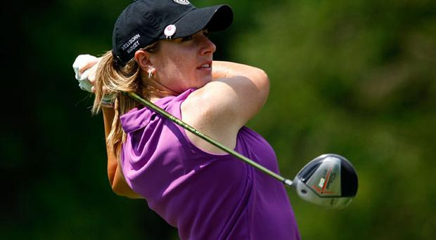 Alison Walshe hopes to play for Europe in next year's Solheim Cup Photo: Getty Images
