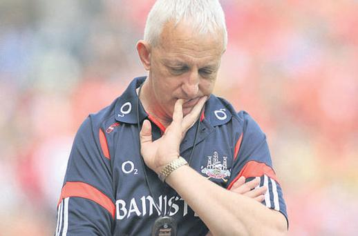 Cork boss Conor Counihan feels there should have been greater consultation with managers and players before the rules were altered
