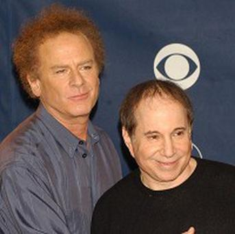 Art Garfunkel and Paul Simon will appear at a music festival