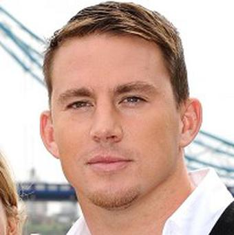 Channing Tatum had an accident on the set of The Eagle Of The Ninth