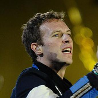 Chris Martin of Coldplay has backed Oxfam's Haiti fund