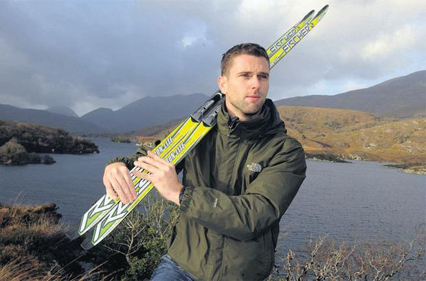 Kerryman aiming to join elite band of athletes who have represented Ireland at both summer and winter Olympic games