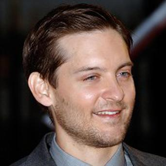 Tobey Maguire won't mind a ribbing from Ricky Gervais