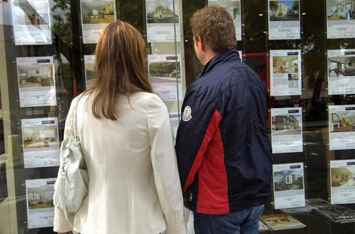 Households will be hit with a double whammy of higher prices and dearer mortgages. Photo: PA