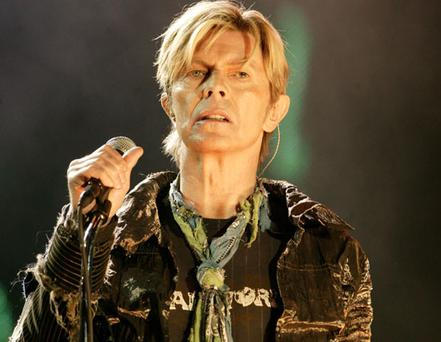 David Bowie. Photo: Getty Images