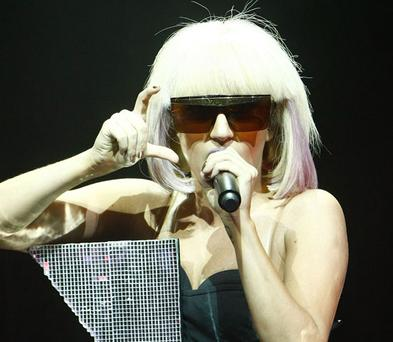 Lady Gaga will be playing in the 02, Dublin in February. Photo: Getty Images