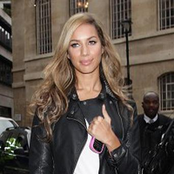 Leona Lewis apparently witnessed a gun incident in Los Angeles