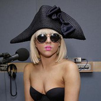 Lady Gaga performed on The Oprah Winfrey Show