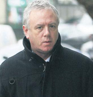 Eamonn Lillis, is pleading not guilty to the murder of his wife, Celine Cawley, in their home in Howth, Co Dublin, just over a year ago.