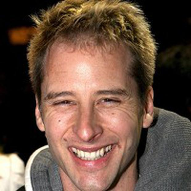 Chesney Hawkes led a bid on the record for the number of people playing air guitar together