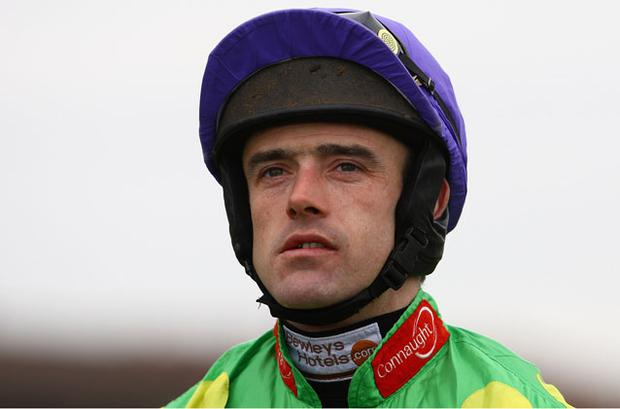 Ruby Walsh takes the reins with Kempes Photo: Getty Images