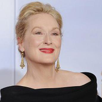 Meryl Streep won a Golden Globe for her acting