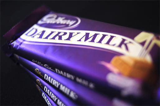 Kraft has reportedly raised it's bid for Cadbury. Photo: Bloomberg News