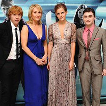 Harry Potter helped boost cinema admissions in the UK