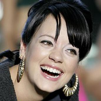 Lily Allen has received three Brits awards nominations