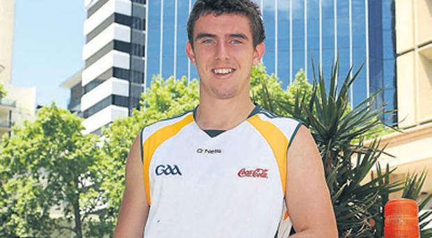 Colm Begley has moved to Parnells