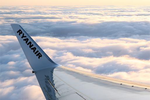 Ryanair: 'the door is closed' to a further order with Boeing. Photo: Bloomberg News