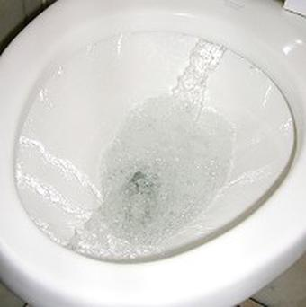 False teeth, wedding rings and bulky rubbish are being flushed down toilets