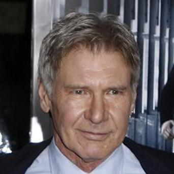 Harrison Ford looks for emotional storylines rather than a certain type of part