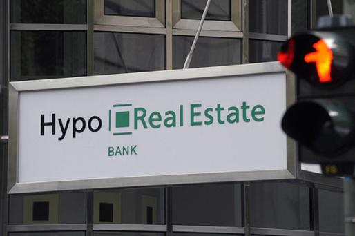 Hypo: applied to dump assets into 'bad bank'. Photo: Getty Images