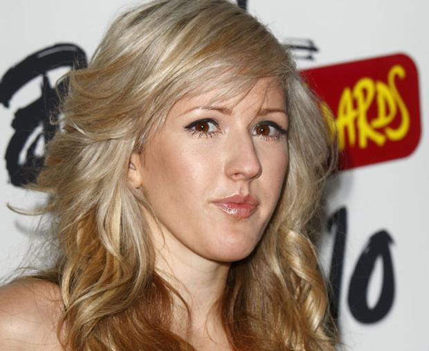 Brit nominee Ellie Goulding has been tipped to the be the next big thing. Photo: Getty Images