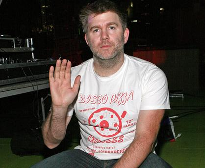 James Murphy, LCD Soundsystem. Photo: Getty Images