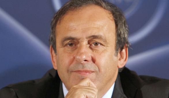 Uefa president Michel Platini's initiative aims to tackle the growing trend of financial excesses in club football. Photo: Getty Images