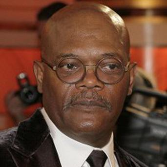 Samuel L Jackson will play a cop in Sympathy For The Devil